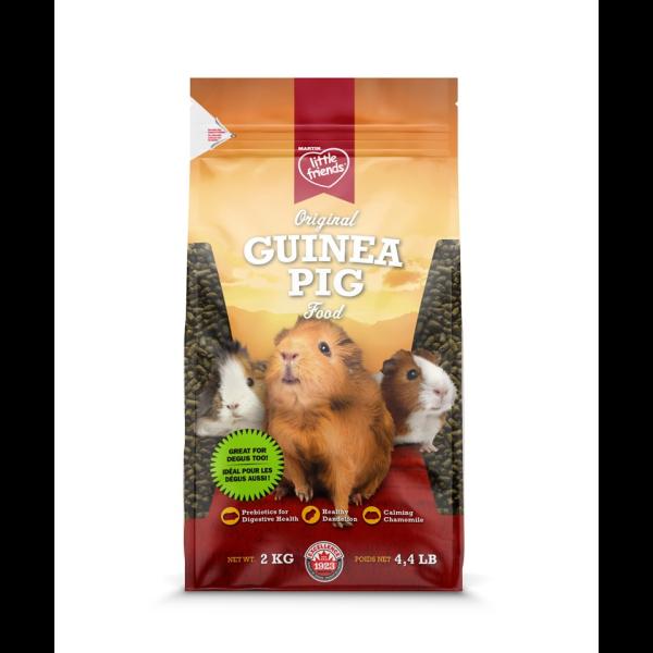 Martin Little Friends Original Dry Guinea Pig Food, 2-kg