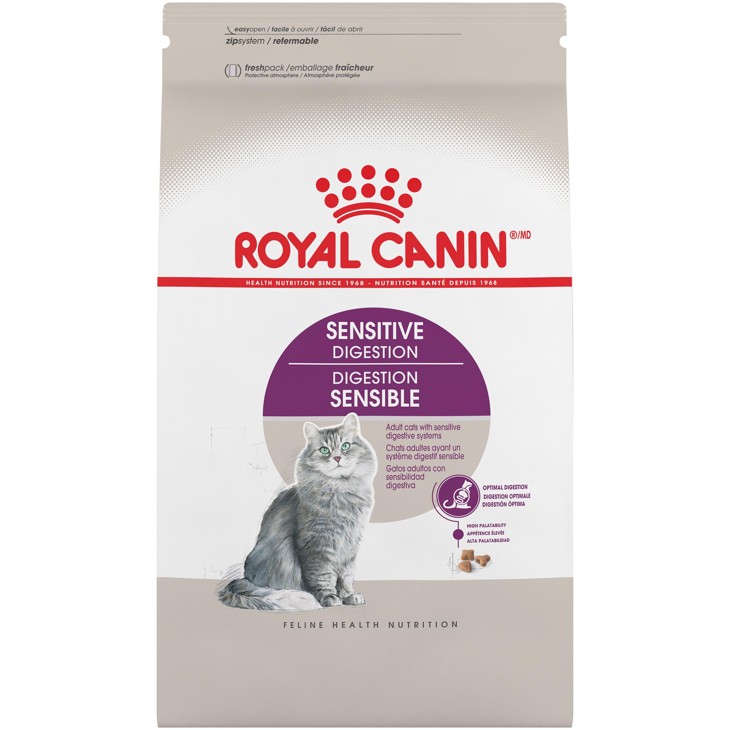 Royal Canin Sensitive Digestion Dry Cat Food Image