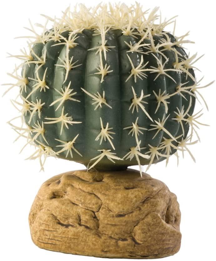 Exo Terra Barrel Cactus Terrarium Plant, Small