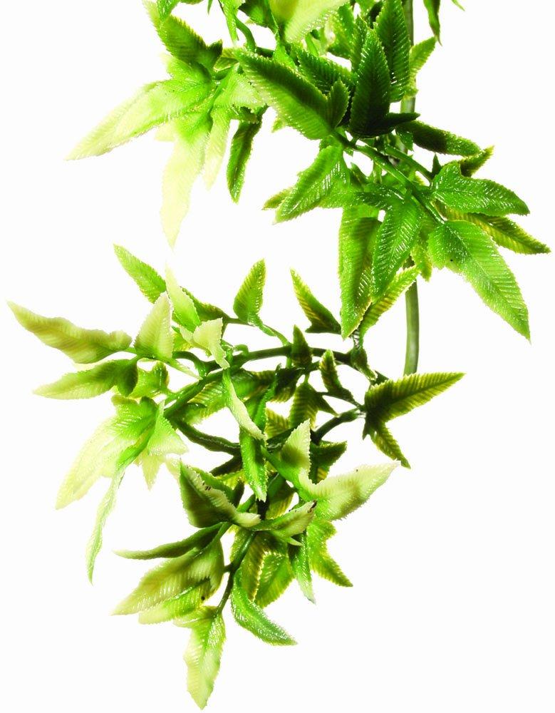 Exo Terra Jungle Plant Croton for Terrariums, Small