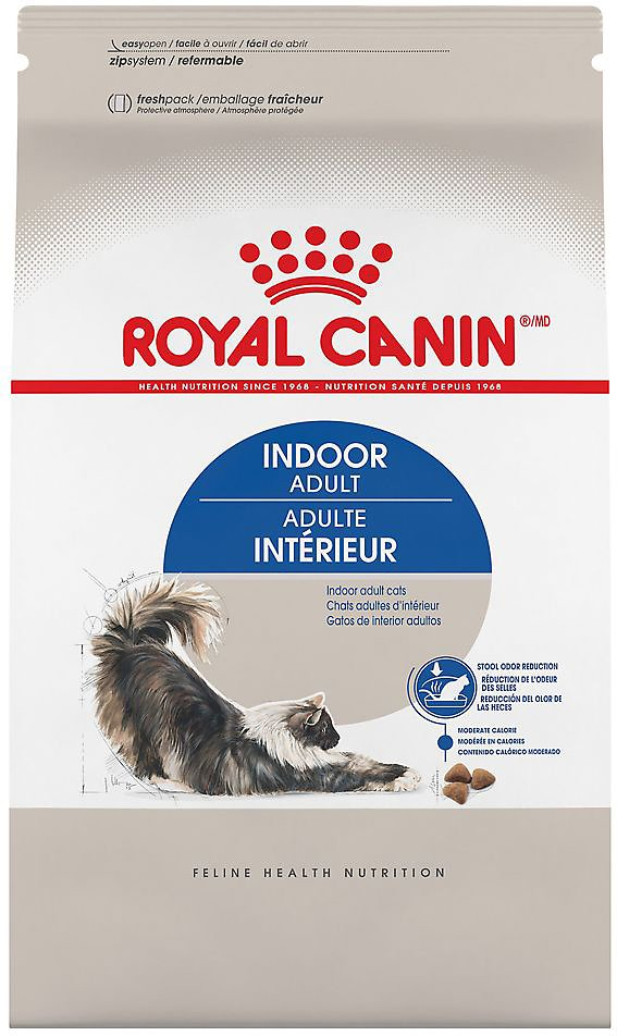 Royal Canin Indoor Adult Dry Cat Food Image