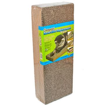 Ware Manufacturing Corrugated Cardboard Cat Scratcher, Regular