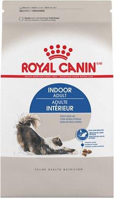 Royal Canin Indoor Adult Dry Cat Food, 3-lb bag