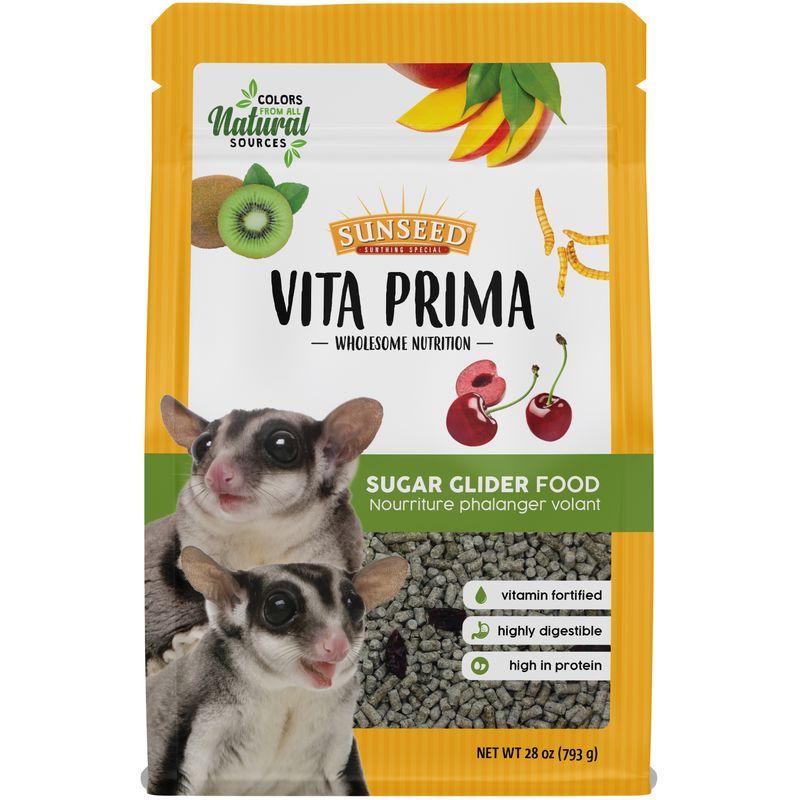 Sunseed Vita Prima Sugar Glider Formula, 1.75-lb