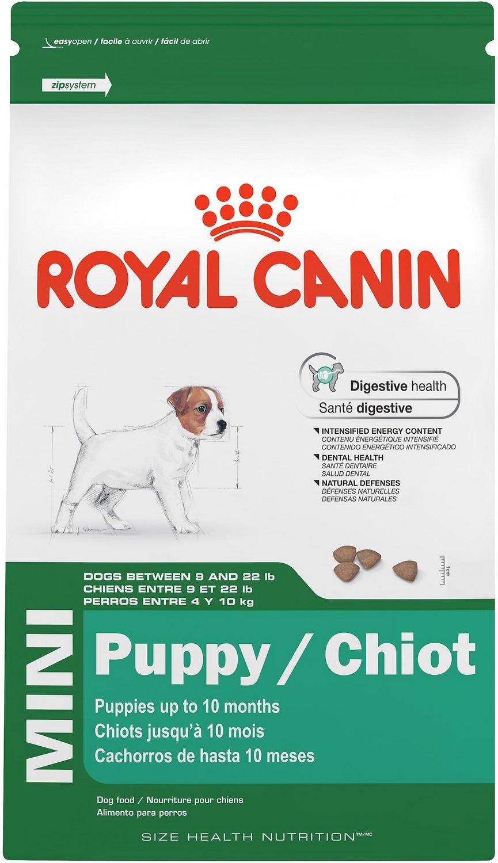 Royal Canin Mini Puppy Dry Dog Food Image