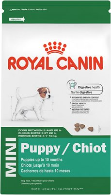 Royal Canin Mini Puppy Dry Dog Food, 13-lb bag