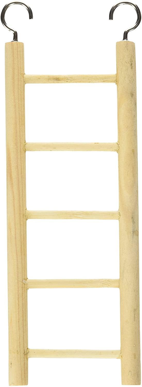 Living World Wooden Bird Ladder Image