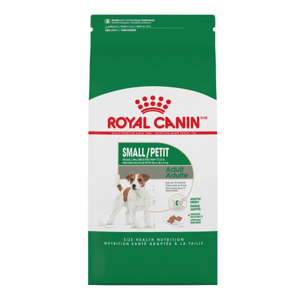 Royal Canin Small Adult Formula Dog Dry Food, 14-lb