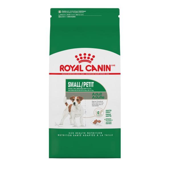 Royal Canin Small Adult Formula Dog Dry Food, 2.5-lb