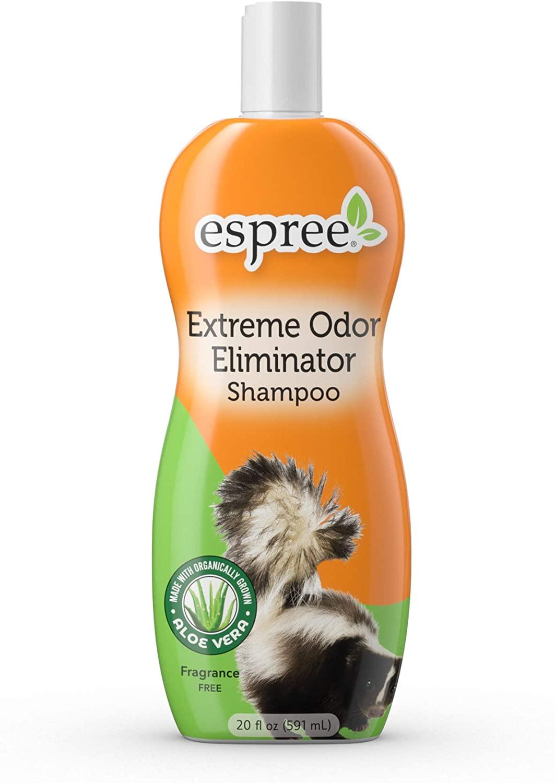 Espree Extreme Odor Eliminator Dog Shampoo, 20-oz