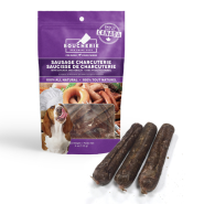 FouFou Boucherie Sausage Charcuterie with Chicken & Parsley Dog Treats, 4-oz