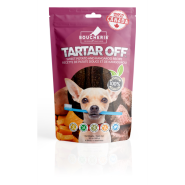 FouFou Boucherie Tartar Off Sweet Potato & Kangaroo Dog Treats, 3.5-oz