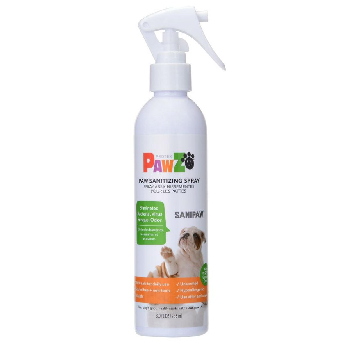 PAWZ Sanipaw Paw Sanitizing Spray Image