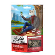 Buddy Jack's Duck & Cranberry Recipe Grain-Free Dog Treats, 198-gram