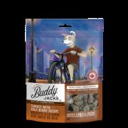Buddy Jack's Turkey & Goji Recipe Grain-Free Dog Treats, 396-gram