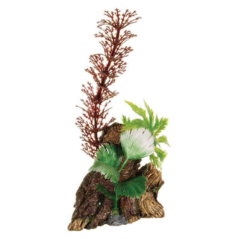 Marina Deco-Wood Aquarium Ornament, Small