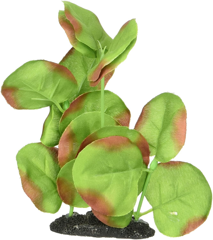 Marina Naturals Moneywort Foreground Silk Aquarium Plant, Green, Small