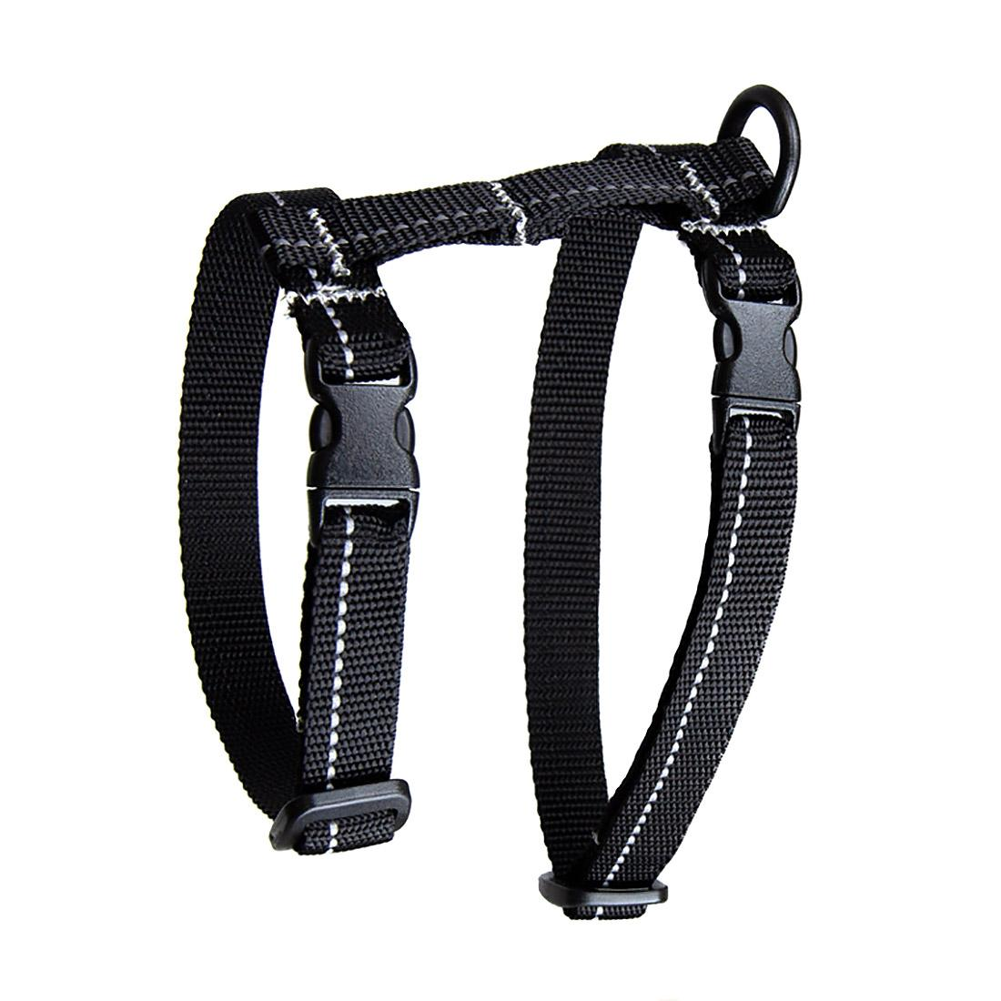 RC Pet Products Primary Kitty Harness, Black, Medium