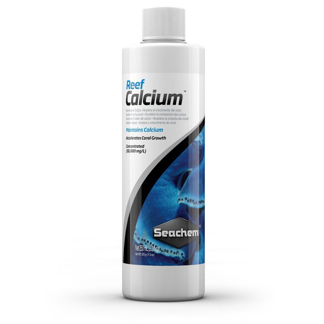 Seachem Reef Calcium Aquarium Supplement, 250-mL