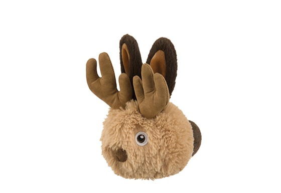 P.L.A.Y. Willow's Mythical Creatures Plush Dog Toy, Jasper the Jackalope
