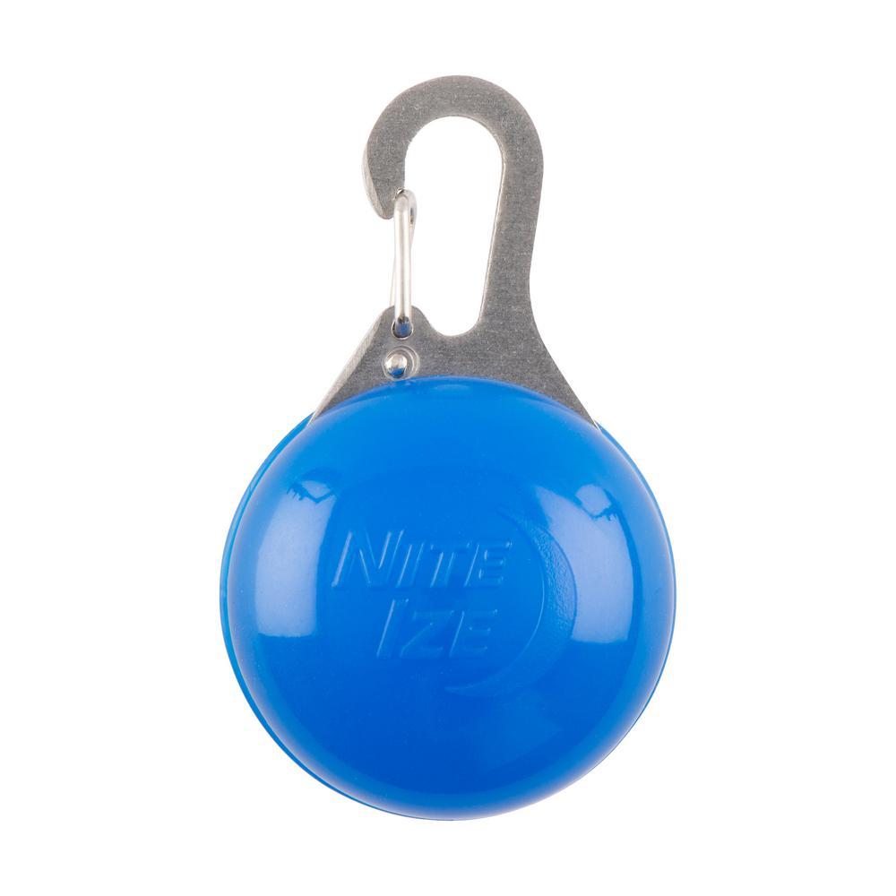 Nite Ize SpotLit Collar Light, Blue Image