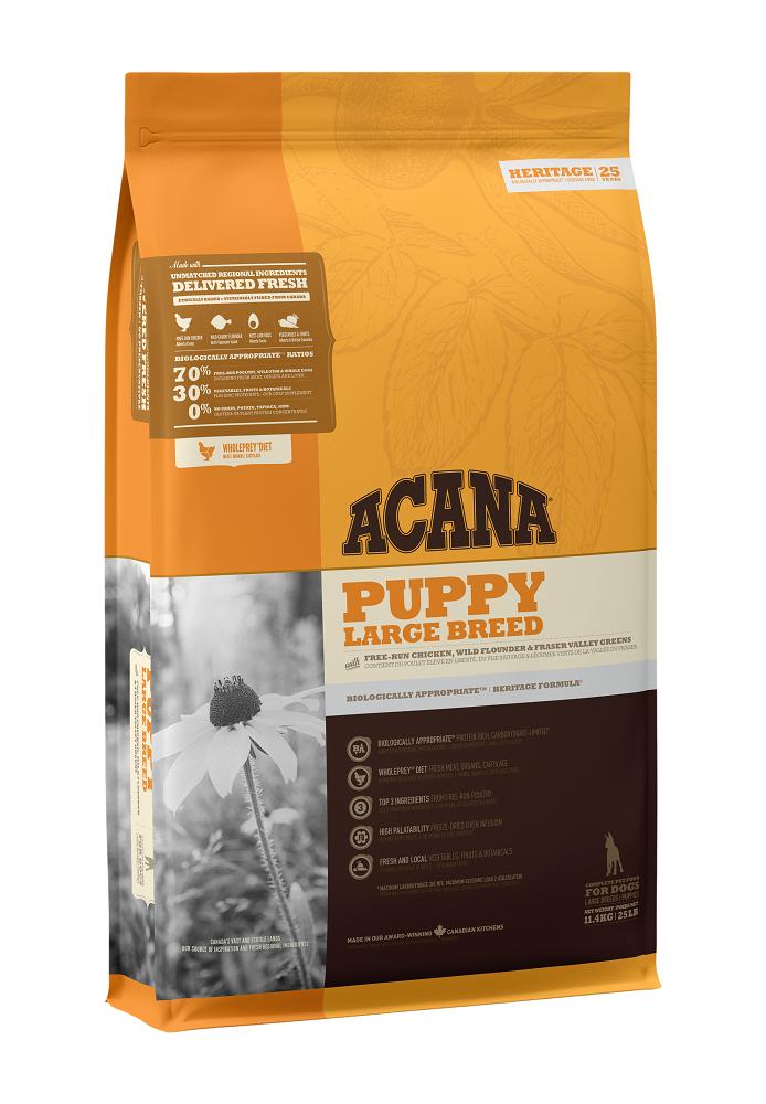 Acana Puppy Large Breed Dry Dog Food Image