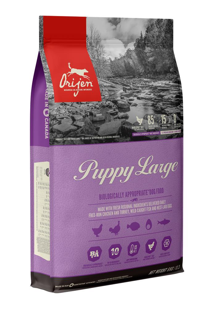 Orijen Puppy Large Dry Dog Food, 6-kg