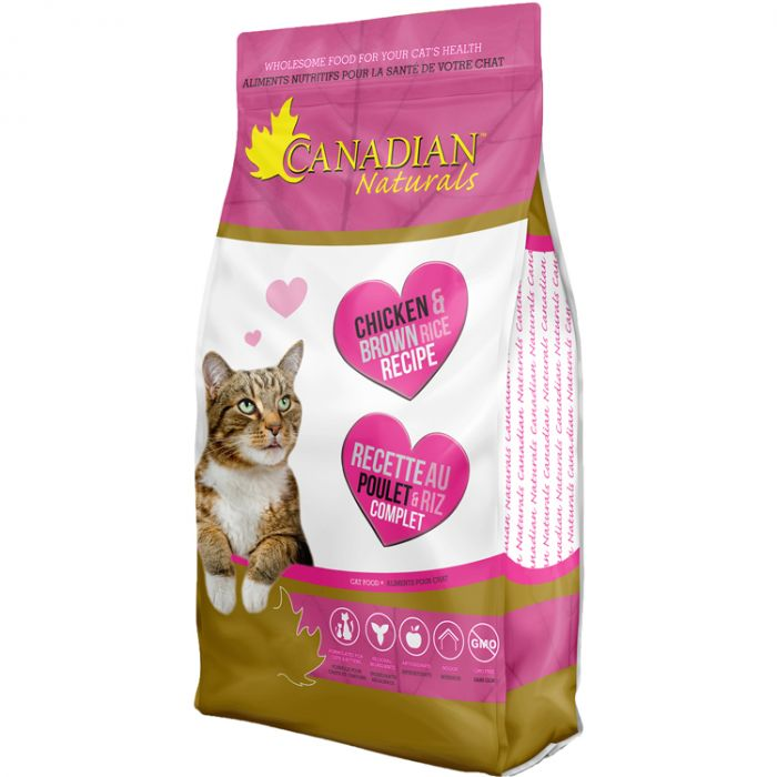 Canadian Naturals Chicken & Rice Dry Cat Food, 6.5-lb Size: 6.5-lb