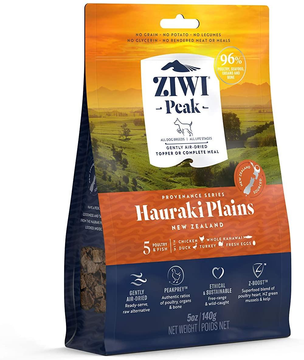 Ziwi Peak Dog Hauraki Plains Recipe Air-Dried Dog Food, 5-oz