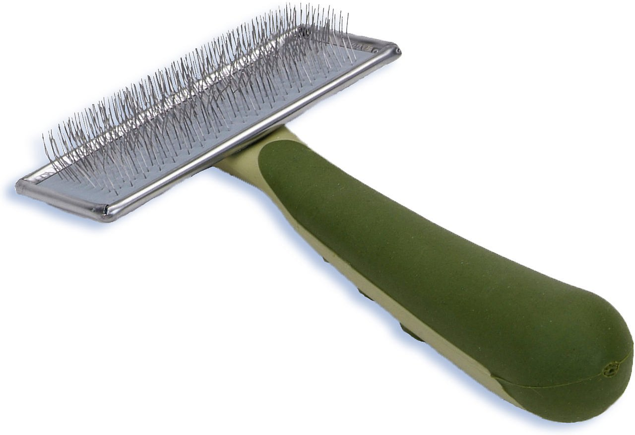 Safari Soft Slicker Brush for Dogs Image