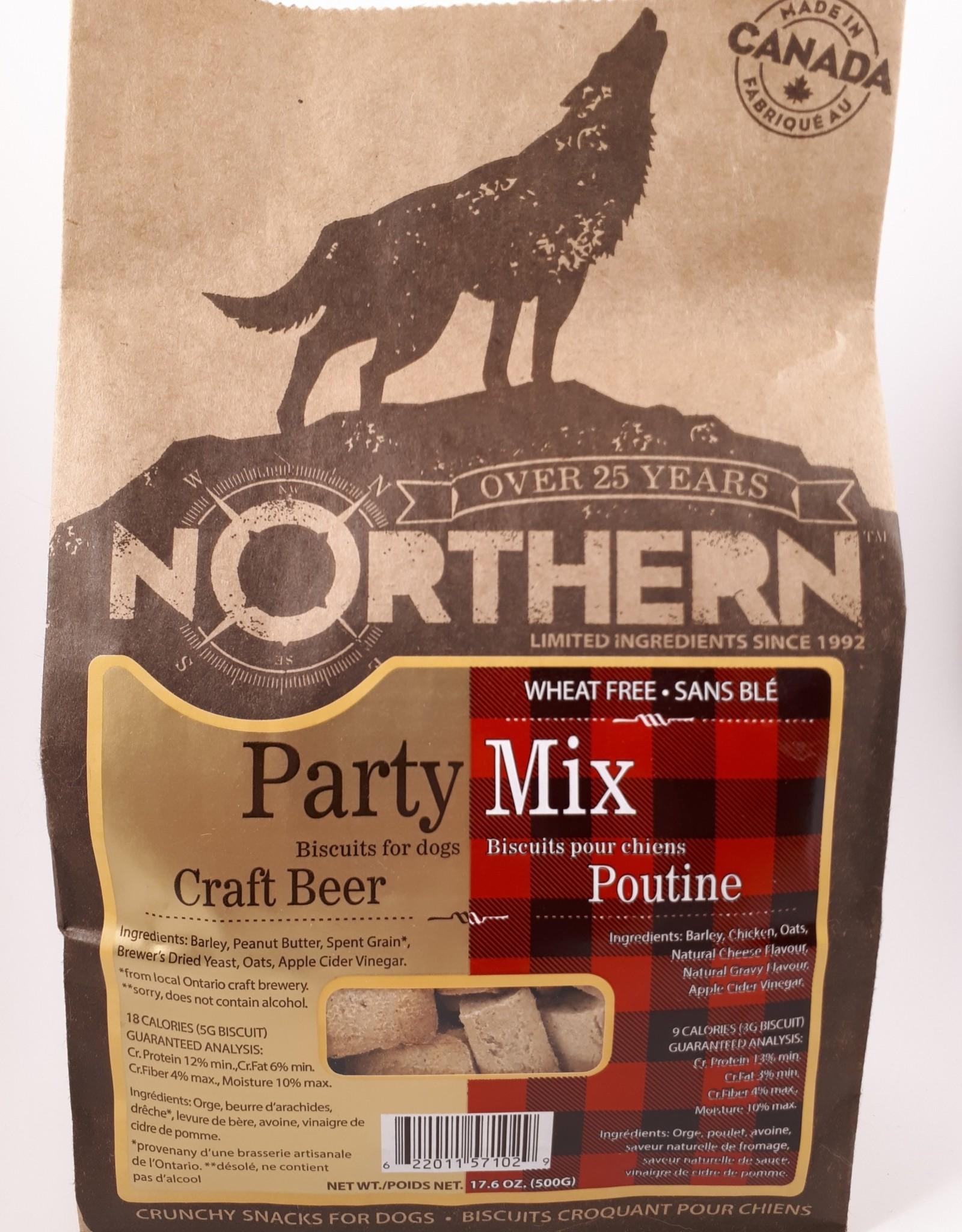 Northern Biscuit Party Mix Dog Treats, 500-gram