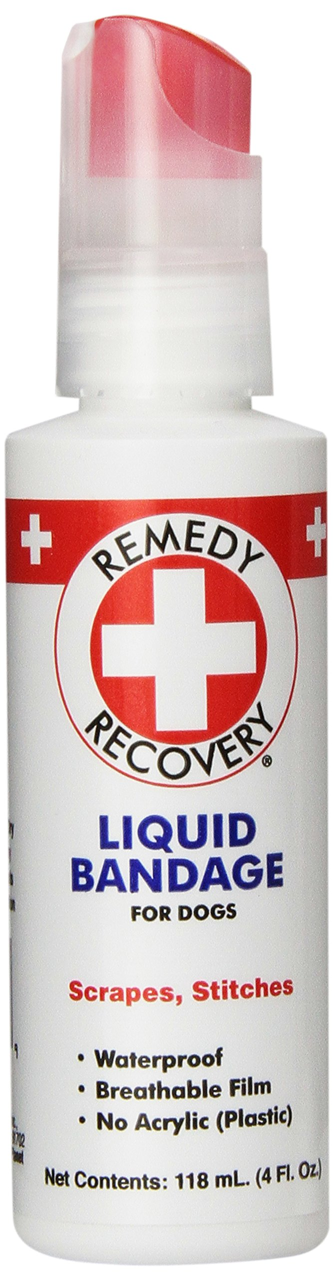 Remedy and Recovery Liquid Bandage for Dogs Image