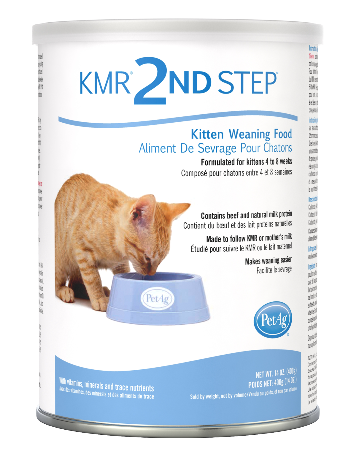 PetAg KMR  2nd Step Kitten Weaning Food, 14-oz can