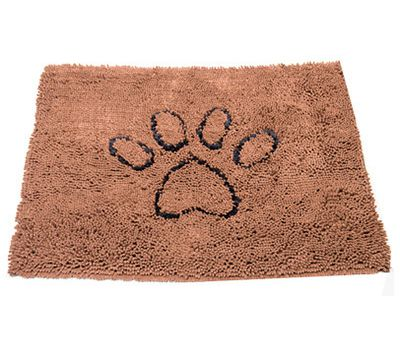 Dog Gone Smart Dirty Dog Doomat, Brown, Medium