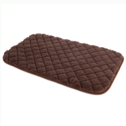 Precision SnooZZy 2000 Sleeper Pet Pad, Chocolate, 23x16-in