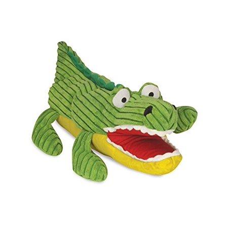 Huggle Hounds  Big Billy the Interactive Gator Dog Toy Image