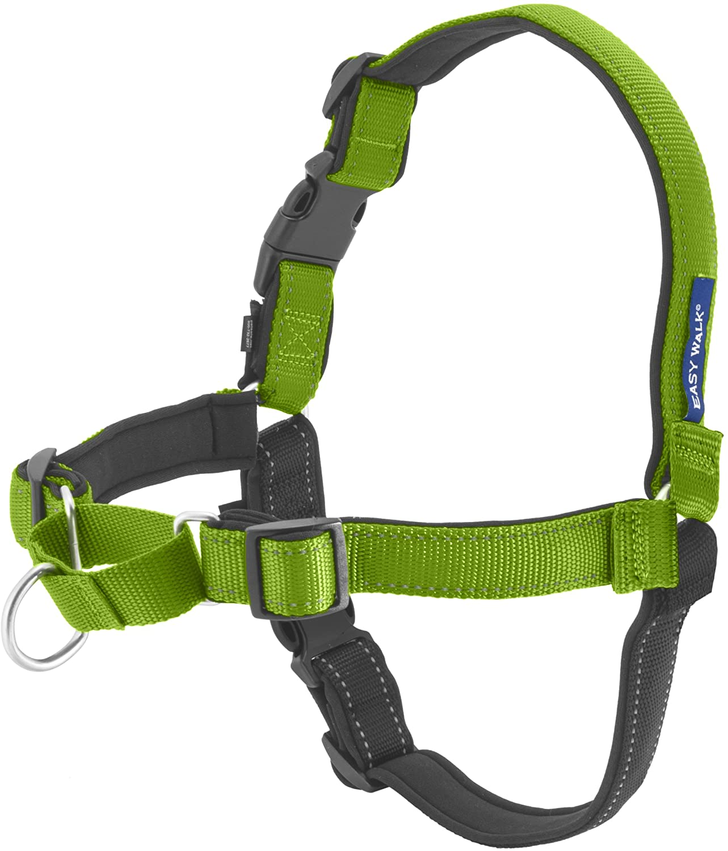 PetSafe Easy Walk Deluxe Dog Harness, Apple, Small