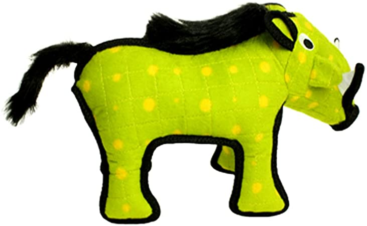 Tuffy's Desert Warthog Dog Toy
