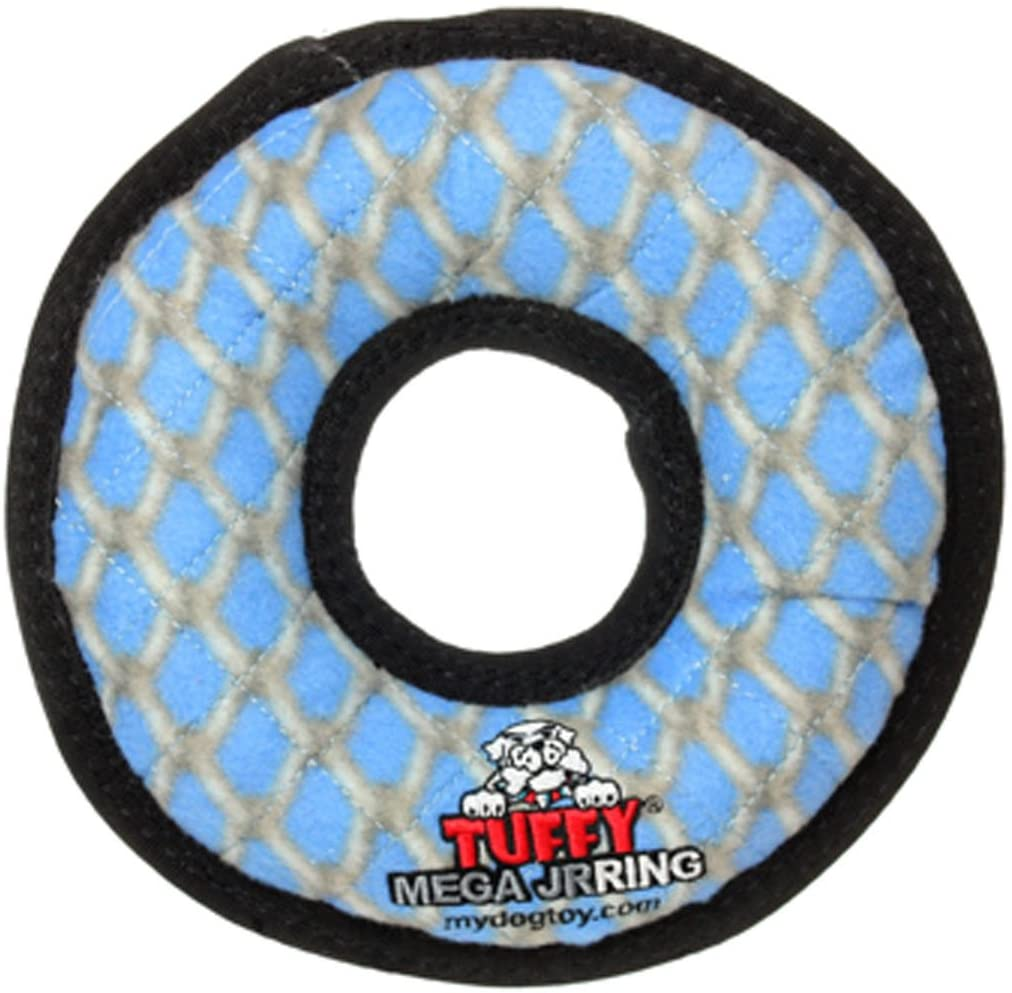 Tuffy's Mega Ring Dog Toy, Chain Link, Junior