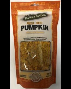 OC Raw Pumpkin Freeze-Dried Dog & Cat Treats, 5.5-oz