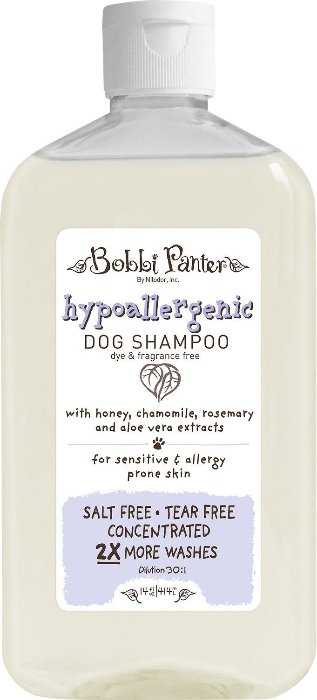 Bobbi Panter Hypoallergenic Dog Shampoo, 14-oz bottle