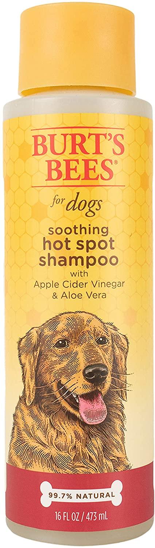 Burt's Bees Soothing Hot Spot Dog Shampoo, 16-oz