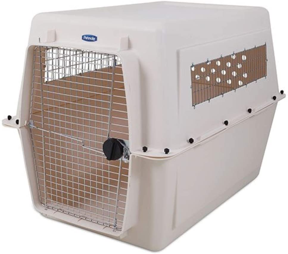 Petmate Ultra Vari Dog Kennel, Bleached Linen, 28-in, 28-in