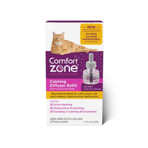 Comfort Zone Diffuser Kit, refill
