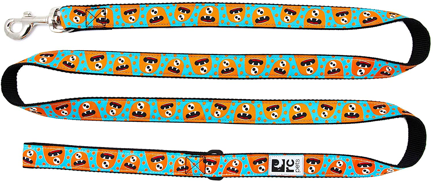 RC Pet Products Dog Lead, Hangry Monster Image
