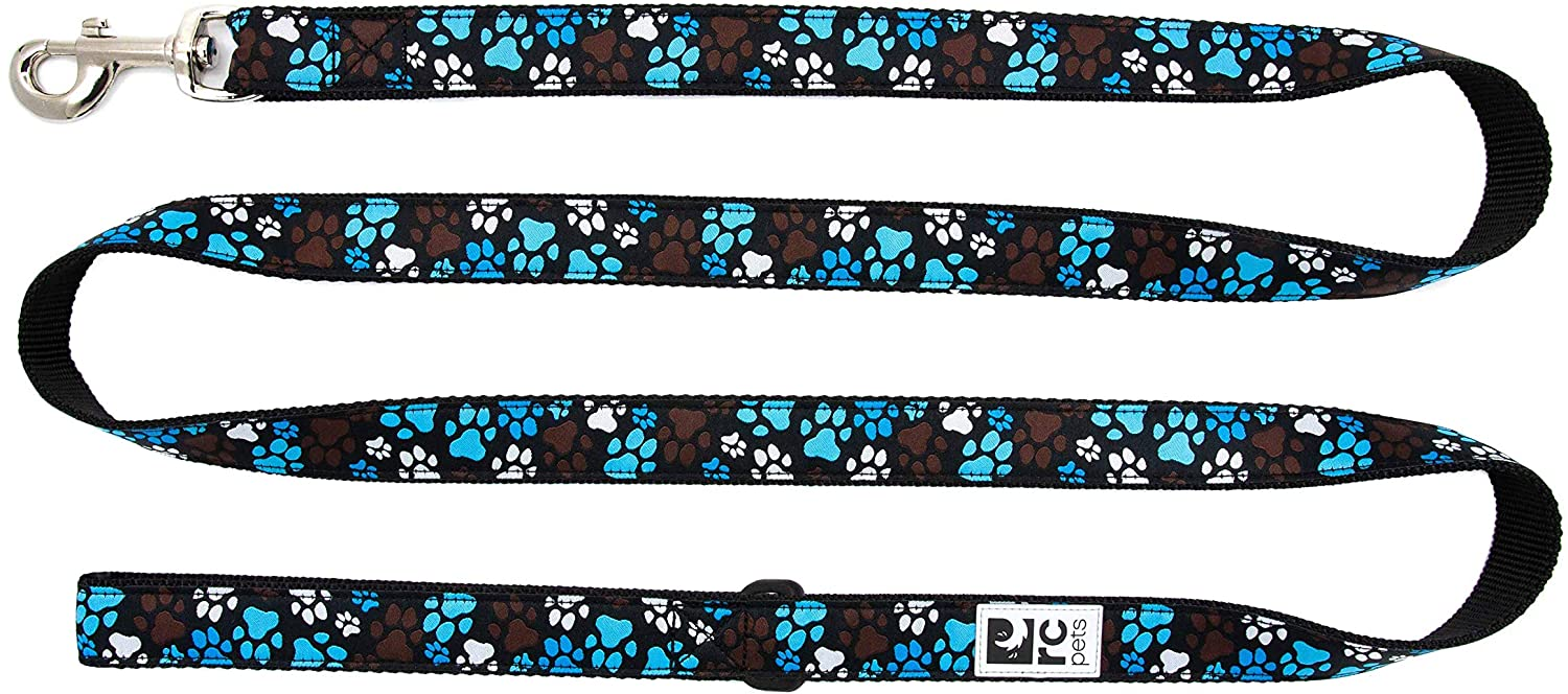 RC Pet Products Dog Lead, Pitter Patter Chocolate Image