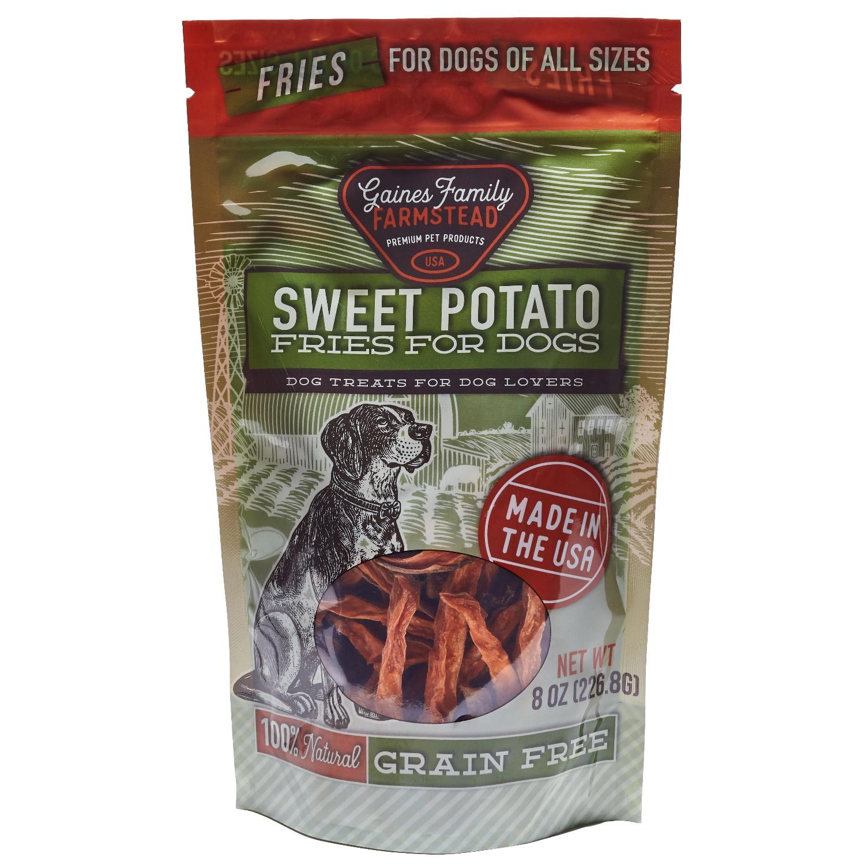 Gaine's Family Farmstead Sweet Potato Fries, 8-oz
