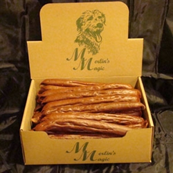 Merlin's Magic Beef Sausage Dog Treats Image