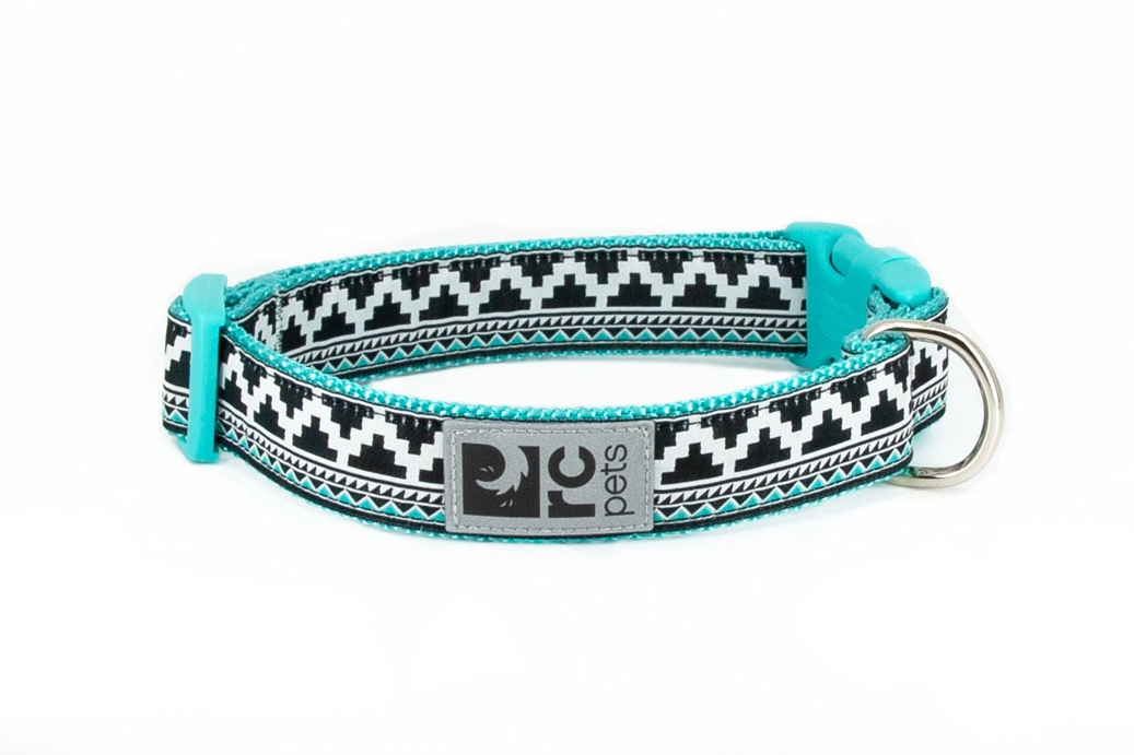 RC Pet Products Clip Dog Collar, Marrakesh, Large