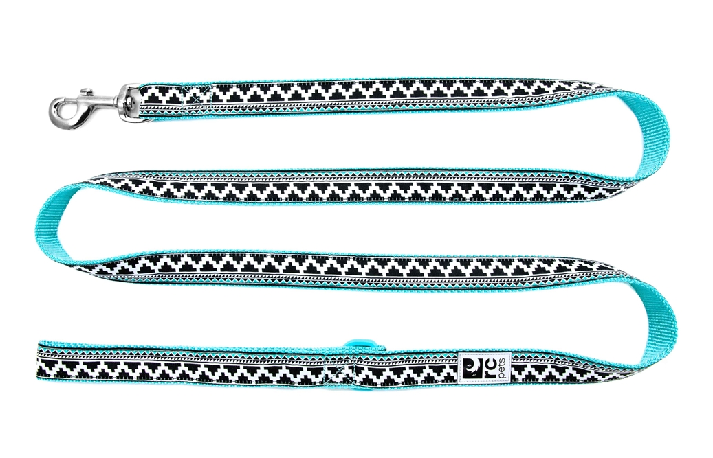 RC Pet Products Dog Leash, Marrakesh, 1-in x 6-ft